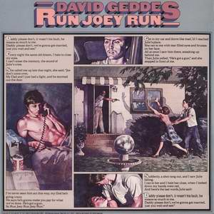 """Run Joey Run"" by David Geddes"